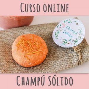 Curso online champú sólido