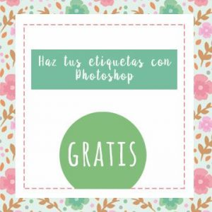 Muni curso gratuito Haz tus etiquetas con Photoshop